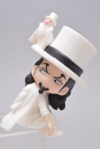 One Piece PVC Decoration Putitto Figure Ochatomo Series ~ Sir Crocodile @9624