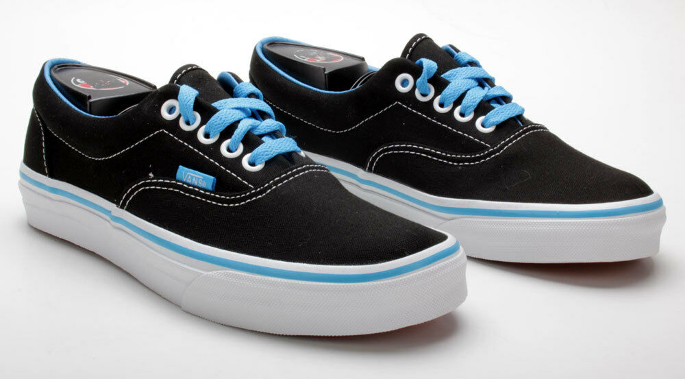 Vans Era VN-0 QFK7ON Pop  noir /Malibu bleu