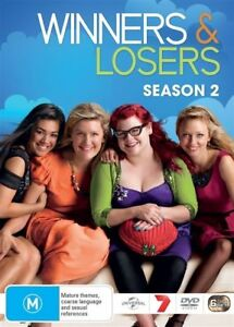 Winners-amp-Losers-Season-2-DVD-2012-6-Disc-Set