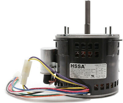 Captive Aire Direct Drive Exhaust Fan Replacement Motor