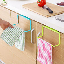 Neu Handtuchhalter Over Door Towel Rack Hanging Holder Handtuchstange Badezimmer