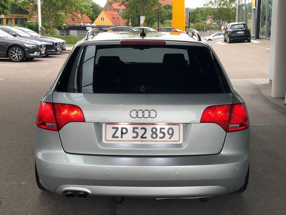 Audi A4, 2,0 TDi, Diesel