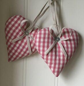 2-Susie-Watson-Pink-Gingham-Hearts-Linen-ribbon