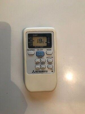 Telecomando Climatizzatore Condizionatore Originale Mitsubishi Mod Rks502a503 Ebay