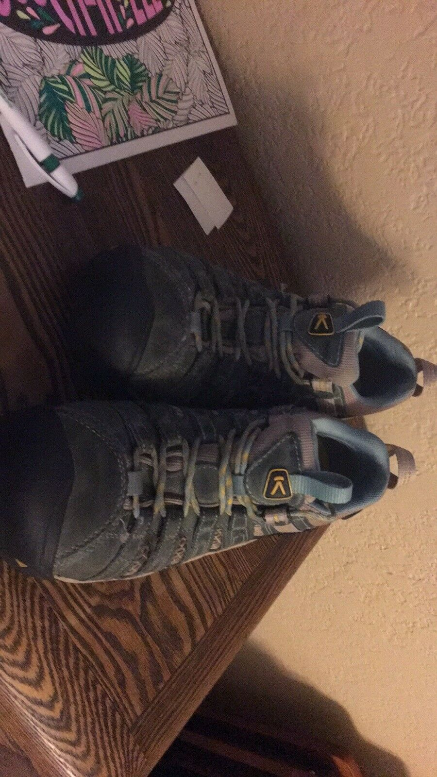 Keen donna Flint  Low Steel Toe Waterprova Comfort Safety Work stivali Dimensione 8.5  varie dimensioni