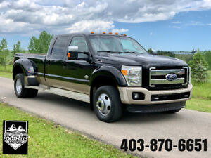 **SOLD**SOLD**2011 Ford F-450 KING RANCH Fx4 4x4 Diesel