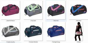 ac59c7cc8c4 NWT Adidas Squad II Duffel Bag Team Speed Medium Gym Yoga ...