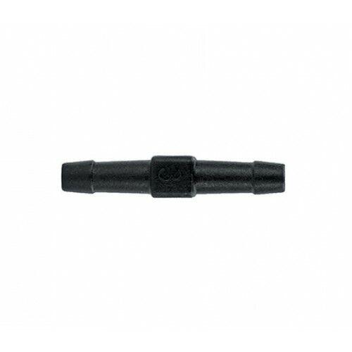 6mm Verbinder Schlauch Pipe Connector PKW Schlauchverbinder PA  3mm