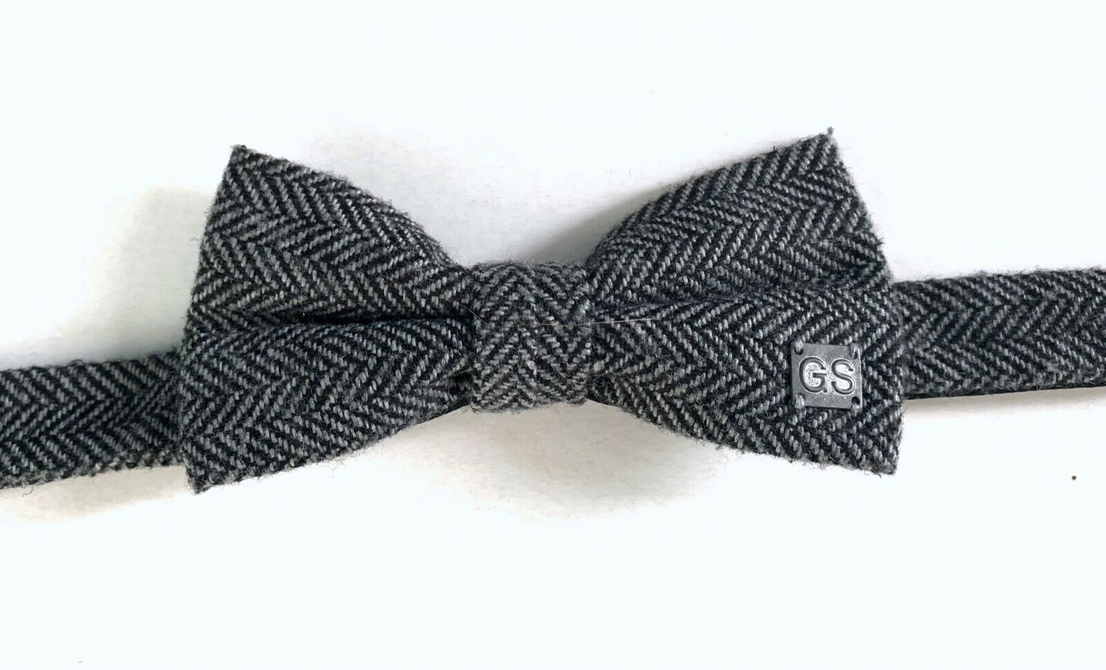 G-Star McGinley Pajarita, Tweed Espiga, Negro