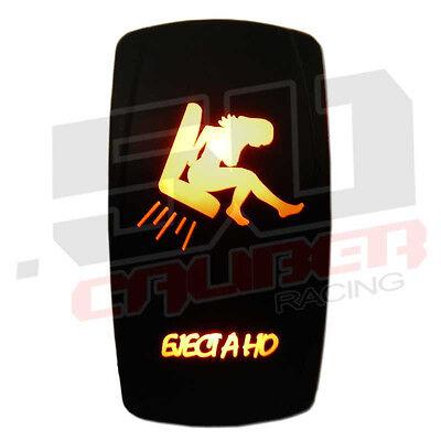 Eject a HO Button Orange Utility Vehicle Golf Cart 1000 900 800 570 RZR RZR4 EPS