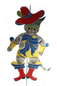 Marionette-Der-Gestiefelte-Hangover-Hampel-Figurine-Toy-Children-039-s-Toys