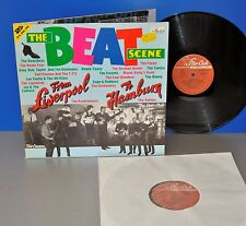 V.A. The Beat Scene from Liverpool to Hamburg M- play perfect Vinyl LP Star Club