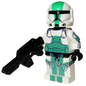 New LEGO Custom Printed - CLONE COMMANDO FIXER - Star Wars Trooper Minifigure
