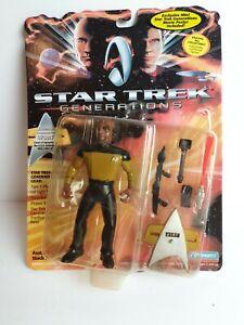 Vintage-Star-Trek-Generations-Lieutenant-Commander-Worf
