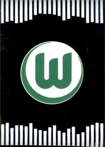 STICKER 262-VfL Wolfsburg Logo TOPPS lega federale 2017//2018