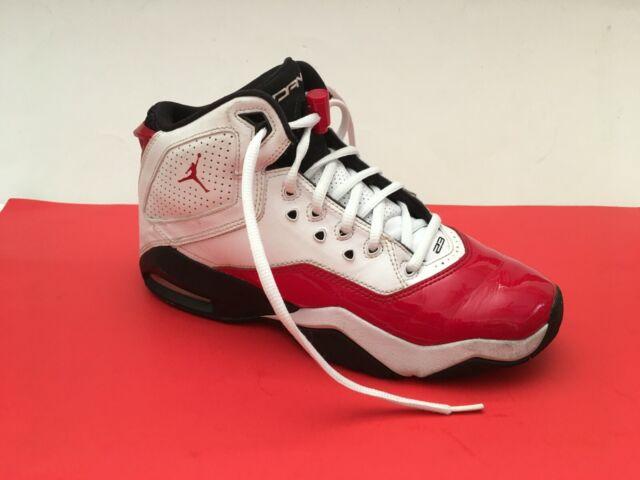 Air Jordan Retro 13 BG Chicago 2017 Size 7y Black True Red White 414574-122