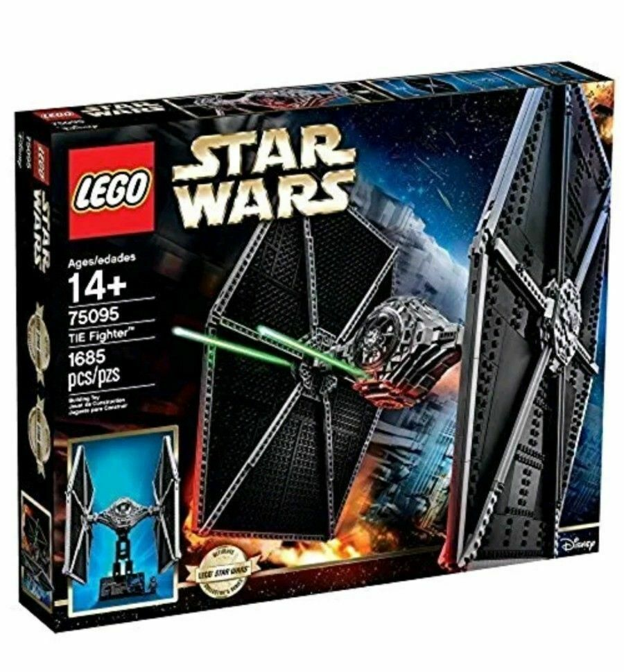 Lego Star wars 75095 Ultimate Collector Series Tie Fighter