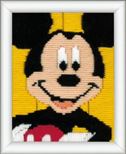 1x Long Stitch Kit Disney Mickey Mouse Sewing Craft Tool Hobby Art UK