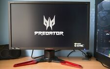 "ACER PREDATOR XB241Hbmipr - TOP 3D GAMER MONITOR 24"" Full HD - G-Sync 1ms 144Hz"