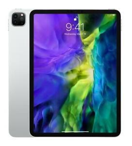 "Tablet Apple IPAD Pro 11"" 2020- WIFI - 128GB SILVER ARGENTO NUOVO SIGILLATO"