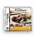 Kochkurs - Was wollen wir heute Kochen? de Nintendo | Jeu vidéo | état très bon