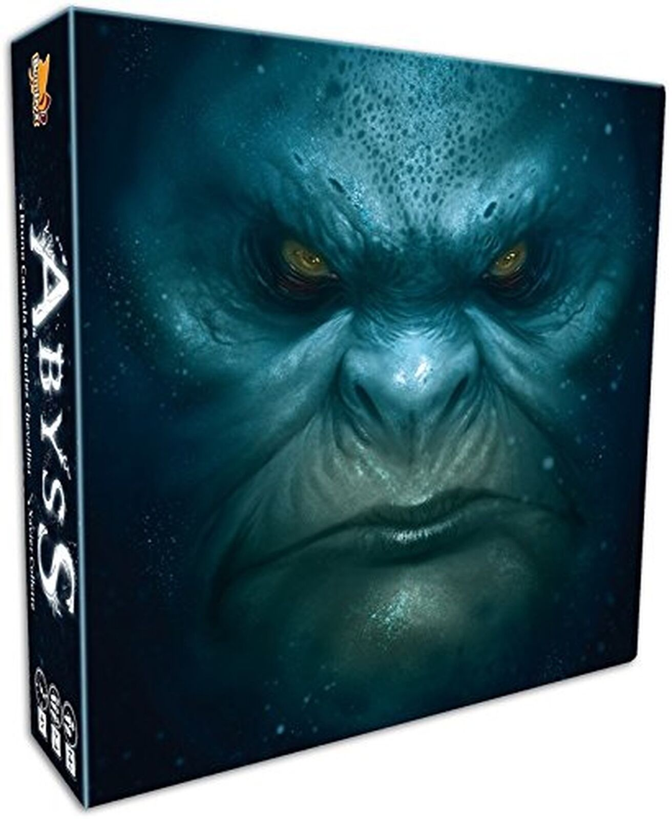 Asmodee – Abyss Abyss Abyss – Game of Strategy 43ad5d