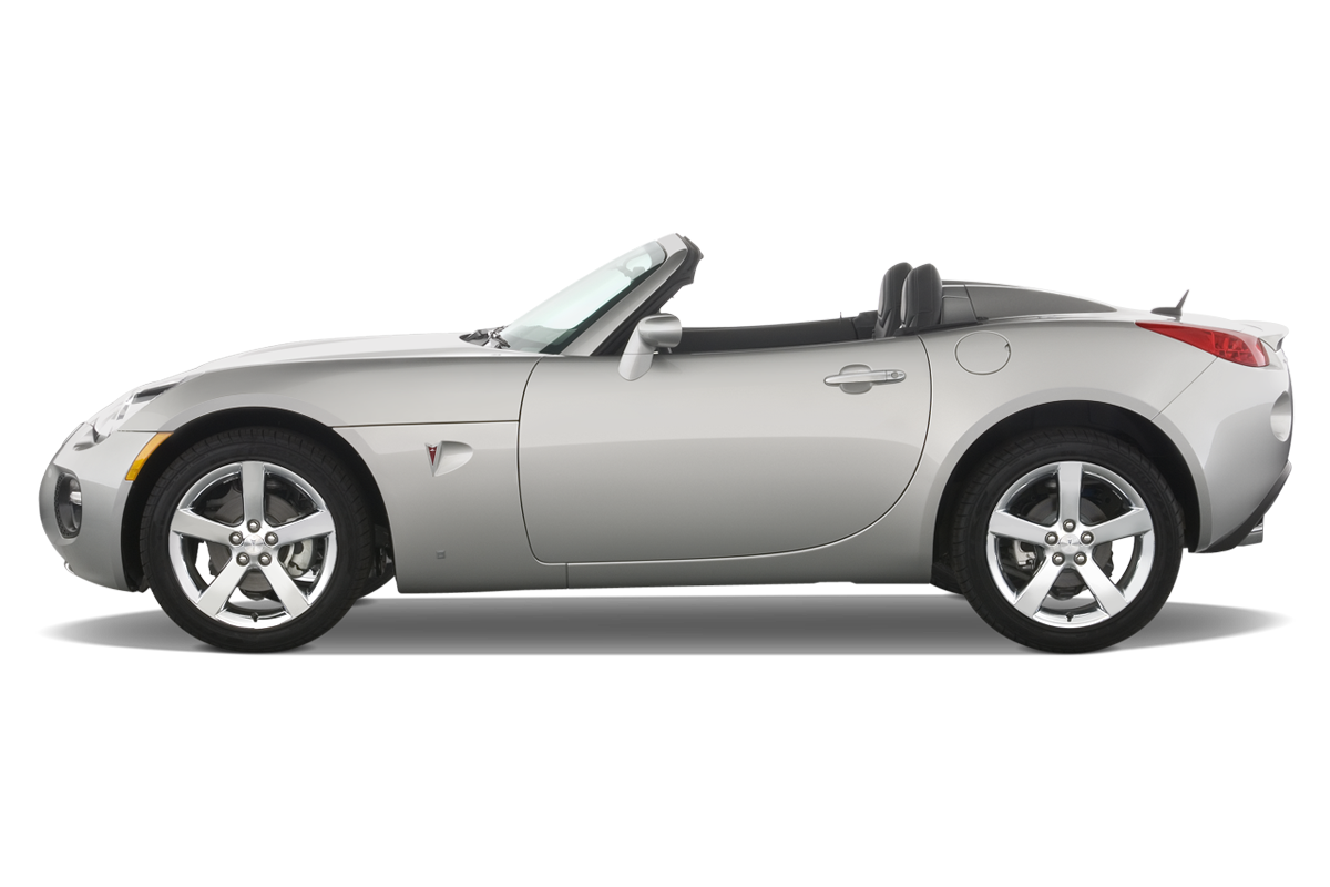 Pontiac Solstice side view