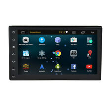 """Henhaoro Android car stereo multimed GPS Player 7"""" Radio Ver 5.1 Quad Core 2Din"""