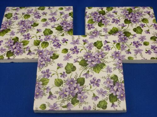 Patchwork Chintz Ceramic Tiles Various Designs