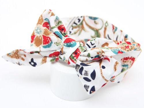 1pcs Kid Girl Baby Toddler Bow Headband Hairband Headwear Headwrap Accessories