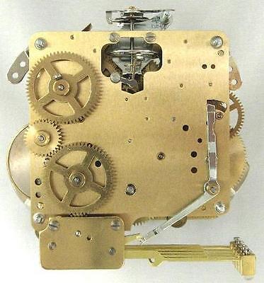 Hermle 340-020 NB Mechanical Wind Mantel Clock Movement Ridgeway Howard Miller