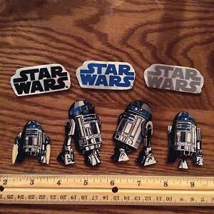 Disney-Star-Wars-Fabric-Iron-On-Appliques-style-6-R2D2
