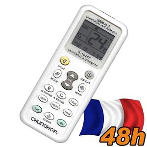 Telecommande-Universelle-pour-Climatiseurs-FUJITSU