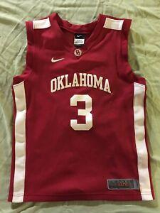 Red Nike Elite Oklahoma Sooners OU