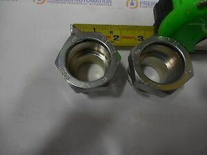 RACO-HUBBELL-ST-CON-FIT-1-1-2-034-L-1-5-IN-NPT-TO-1-25-IN-1-LOT-OF-TWO