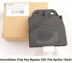Details about Immobiliser Bypass CDI fits Aprilia Habana Mojito Scarabeo  SportCity 125 200