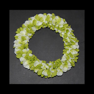 Hawaiian style light green and white ginger silk flower head haku image is loading hawaiian style light green and white ginger silk mightylinksfo Images