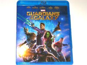 Guardians of The Galaxy - Marvel Superhero Film on Blu-Ray (2014)
