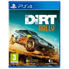 Dirt Rally PS4 Game - Brand New!