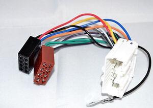 ISO-Radioadapter-passend-fuer-MITSUBISHI-Pajero-Space-Star-Carisma-Colt-1996-06