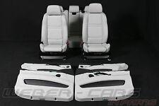 org BMW X5 E70 M Silverstone Leder Innenausstattung Sport Sitze Ausstattung