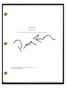 Peter-Farrelly-Signed-Autographed-GREEN-BOOK-Movie-Script-COA