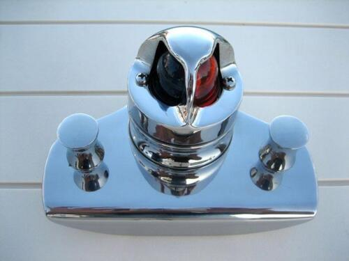TAX FREE!! BOSTON WHALER STAINLESS STEEL BOW CHOCK