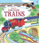 Look Inside Trains von Alex Frith (2015, Gebundene Ausgabe)