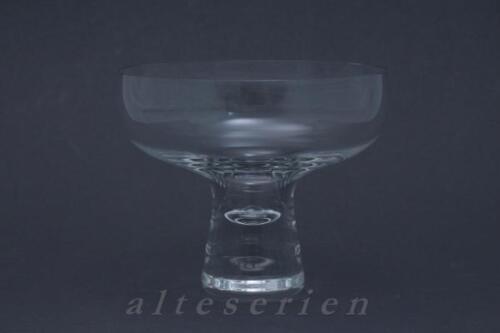 Sektschale D 11 cm H 9,2 cm Rosenthal Kelchglas klar