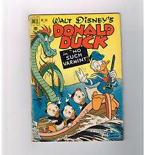 FOUR COLOR (V2) #328 Gold Age (1951) find featuring Carl Barks Disney art! 4.0