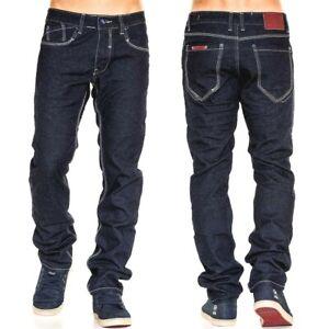 Neu-Herren-Jeans-Hose-Designer-Jogging-Denim-Clubwear-Slim-fit-Chino-Mafia-II
