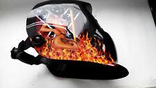 Auto Oscurecimiento Casco Soldadura Soldadores Máscara Escudo Bailarina De Caño Diseño