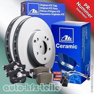 ATE Bremsenset + Ceramic Beläge  VW Golf VI (5K1) 288mm VORN belüftet