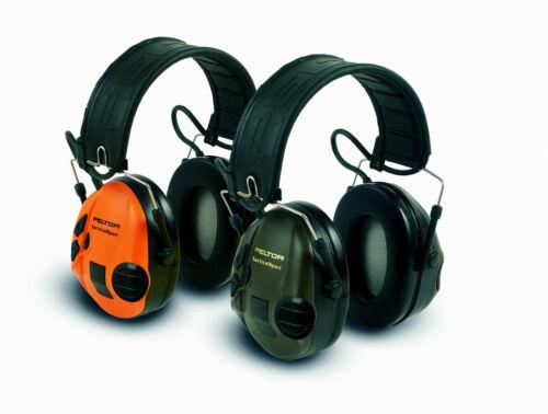 3M Peltor Electronic Ear Defender SportTac Shooting Hunting G&O LOWEST ON